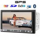 Road Warrior 7 Inch Touchscreen Car DVD Player