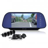 Complete Car Reversing Set - Rearview Camera