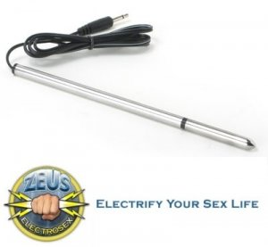 Zeus Electrosex Electric Urethral Sound