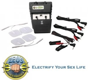 Zeus Beginners Electrosex Kit