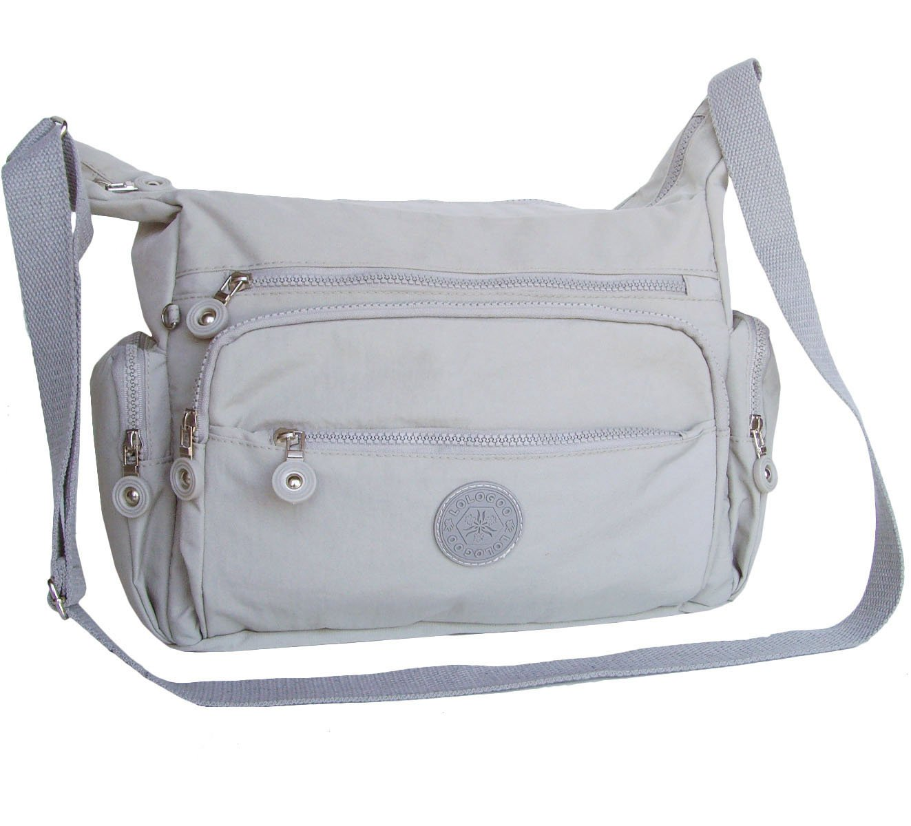 HONG YE Pure Stripe Slouch Bag,sku:hb78lightgreen1