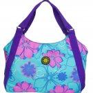 HONG YE Pure Stripe Slouch Bag,sku:hb82blue4