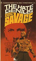 Doc Savage #94 The Hate Genius by Kenneth Robeson