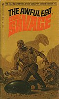 Doc Savage #92 The Awful Egg by Kenneth Robeson