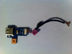 Acer Aspire 5810TZ USB Power Button Board 50.4CR05.001