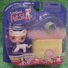Littlest Pet Shop WHITE KITTY CAT Sunglasses PURSE NIP