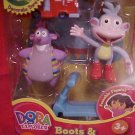 Dora The Explorer BOOTS Talking House Figure NIP