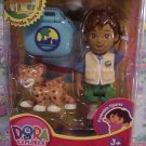 Dora The Explorer Talking House DIEGO NIP
