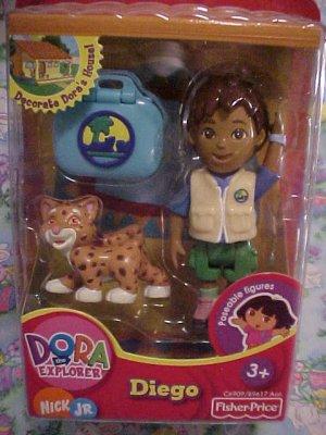 Dora The Explorer Talking House DIEGO NIP