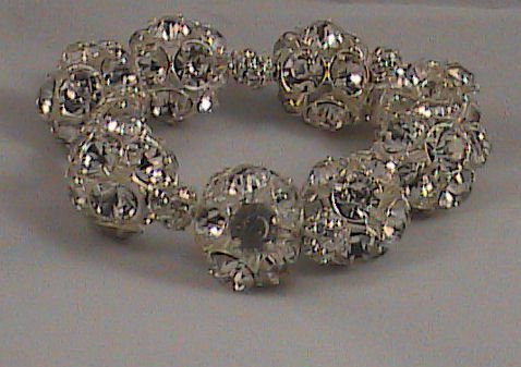 "Basketball Wives Inspired Bracelet ""Sparkle"""