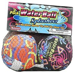 Splash Balls - 3 Inch (2PK)