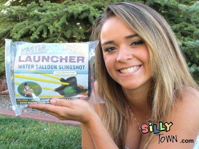 MASTER BLASTER Water Balloon Launcher kit