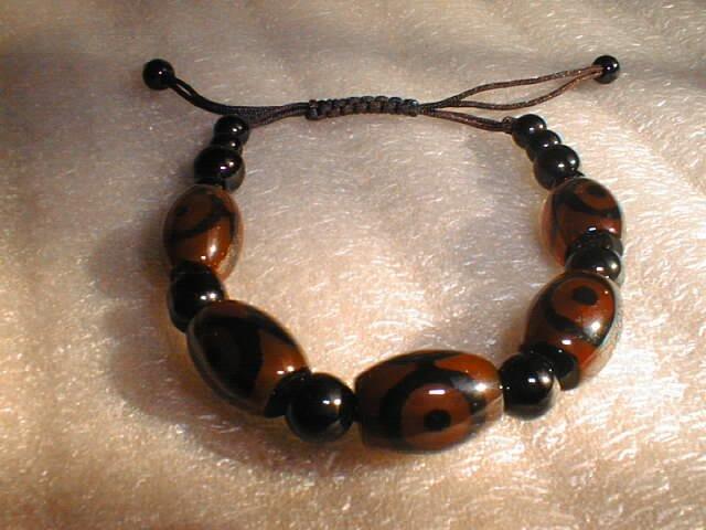 stunning black carnelian stone bracelet