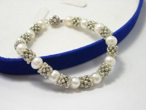 EXcellent FW CULTURED PEARL bracelet
