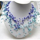HANDCRAFT! 17'' MAN TIAN XING PEARL NECKLACE