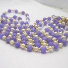 wholesale 4 pcs HIGH LUSTRE Cultured & Jade Pearl Necklace