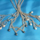 Wholesale 3 7-8mm Fresh Water Pearls Drip necklaces