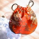 wholesale 50 pieces Chinese silk small-size  bags