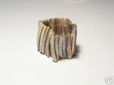 Beautiful Stretch Shell Bracelet