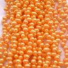 wholesale 20 strand 5-6 mm potato shape fw pearl-yellow