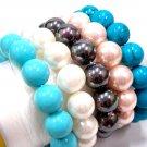 Wholesale 5 piece 12mm south seashell bracelet