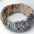 Lovely colorful shell bracelet