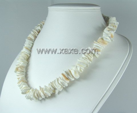Lovely shell necklace f