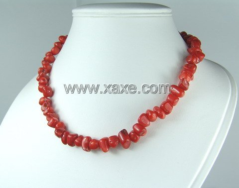 Lovely coral necklace j