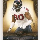 1/1 2009 EXQUISITE BASE MARIO WILLIAMS #80/80 THE LAST ONE MADE HOUSTON TEXANS 1/1