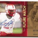 1/1 2011 SP AUTHENTIC PRINCE AMUAMARA ROOKIE FUTURE WATCH AUTO #35/35 1/1!!