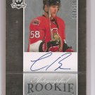 1/1 2007-08 THE CUP CODY BASS ROOKIE AUTO 1/1 #199/199 RC SENATORS LAST ONE!