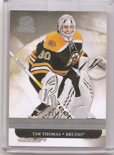 1/1 2011-12 THE CUP TIM THOMAS BASE #1/249! PREMIER NHL GOALIE FOR BOSTON BRUINS 1/1