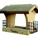 Audubon by Woodlink Large Ranch Fdr w/ Suet Cages