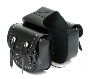 Rebel Ryder Saddle Bags