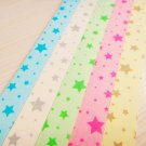 Origami Star Paper Star Pattern DIY - 80 Strips (10mm)