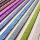 Magical Fairy Dust Origami Lucky Star Paper Strips Rainbow Multicolor DIY - Pack of 60 strips