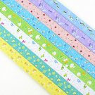 Tiny Animal Origami Lucky Star Paper Strips Mixed Print Star Folding - Pack of 130 Strips