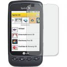 Clear Screen Protector for LG Optimus S/U/V - 3 Pack