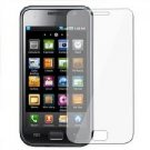 Clear Screen Protector for Samsung Vibrant/Galaxy S T959 - 3 Pack