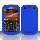 Soft Premium Silicone Case for Blackberry 9360/9370 - Blue