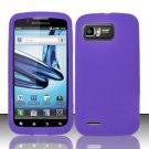 Soft Premium Silicone Case for Motorola Atrix 2 MB865 (AT&T) - Purple