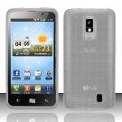TPU Crystal Gel Case for LG Spectrum/Revolution 2 VS920 - Clear