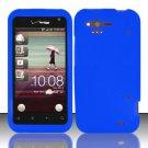 Soft Premium Silicone Case for HTC Rhyme (Verizon) - Blue