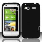 Soft Premium Silicone Case for HTC Radar 4G (T-Mobile) - Black