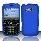 Hard Rubber Feel Plastic Case for LG 900g - Blue