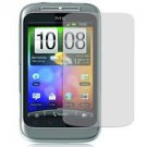 Clear Screen Protector for HTC Wildfire S - 3 Pack