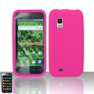 Soft Premium Silicone Case for Samsung Fascinate - Pink