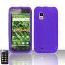 Soft Premium Silicone Case for Samsung Fascinate - Purple