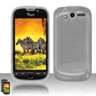 TPU Crystal Gel Case for HTC myTouch 4G (T-Mobile) - Clear