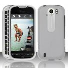 Hard Transparent Plastic Case for HTC myTouch 4G Slide (T-Mobile)
